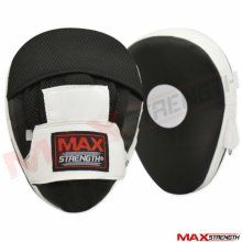 Boxing Punch Focus Pads Mesh Hook & Jab Mitts Kick Sparring MMA