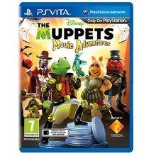 Muppets Movie Adventures (Playstation Vita) - Used