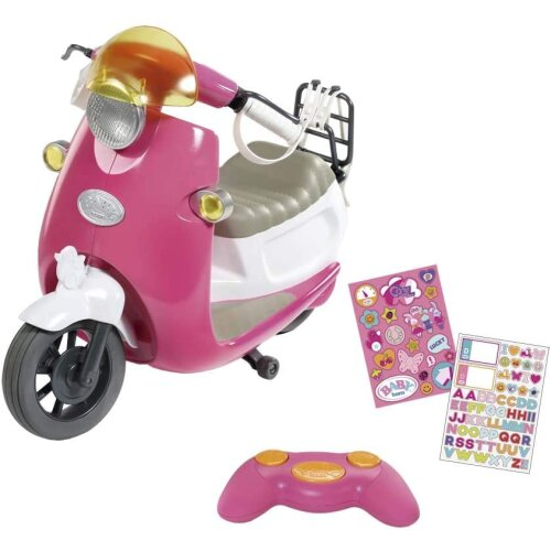 BABY born 824771 City RC Scooter, Pink - Used