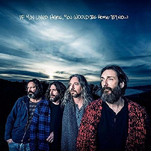 Chris Robinson Brotherhood - if You Lived Here, You Would Be Home by Now [CD]