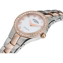 Rotary Ladies Rose Two Tone Stainless Steel Watch