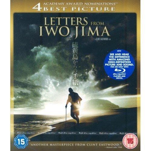 Letters From Iwo Jima Blu-Ray [2007]