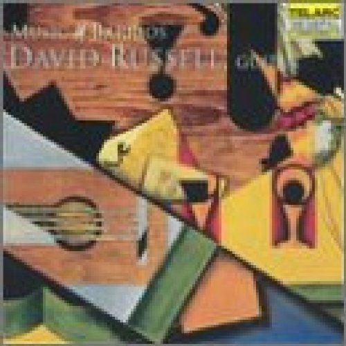 David Russell - Music of Agustin Barrios Mangore - Guitar Works [CD]