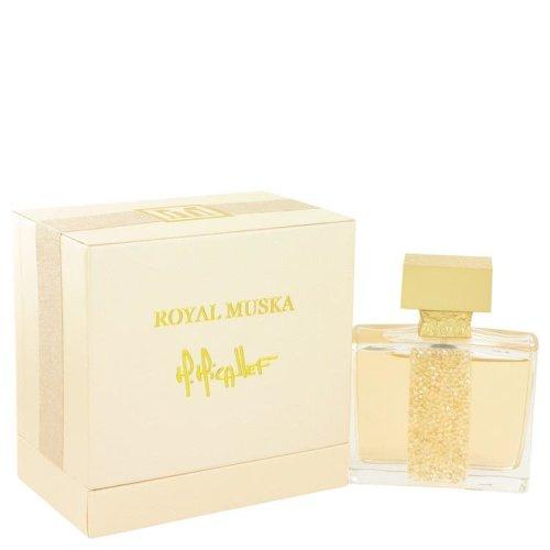 Royal Muska by M. Micallef Eau De Parfum Spray (unisex) 3.3 oz