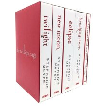 Stephenie Meyer The Twilight Saga - Five Book Collection