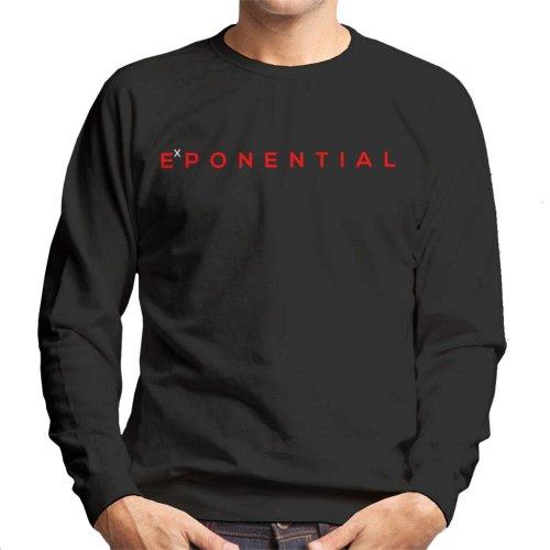 Exponential Men's Sweatshirt