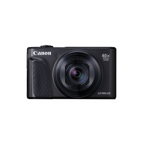 Canon Powershot Sx740 Hs Compact Camera Black On Onbuy