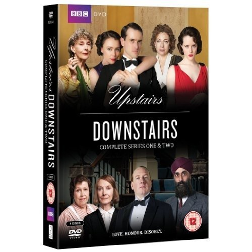 Upstairs Downstairs Series 1 to 2 Complete Collection DVD [2012]