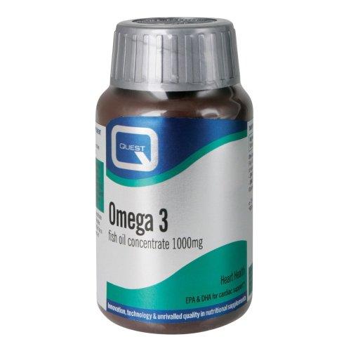 Quest Omega 3, 90 capsules