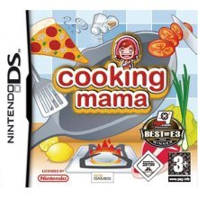 Cooking Mama (Nintendo DS) - Used