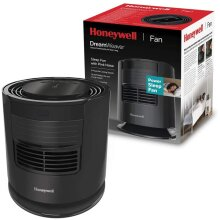 Honeywell HTF400E Dream Weaver Sleep Fan Pink Noise USB Charging