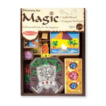 Melissa & Doug Childrens Discovery Magic Set Age 6+