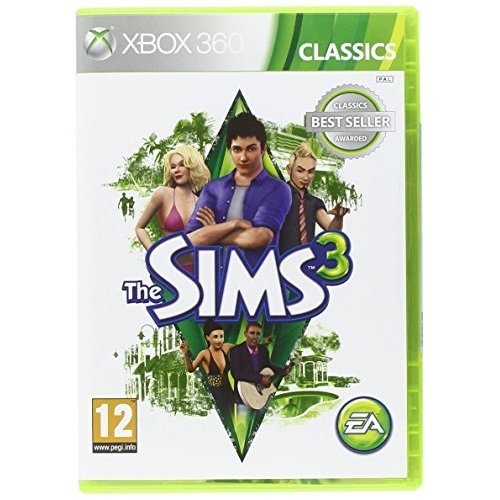The Sims 3 - Best Sellers [Xbox 360] - Used
