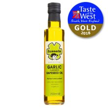 Fussels Garlic Infused Extra Virgin Rapeseed Oil