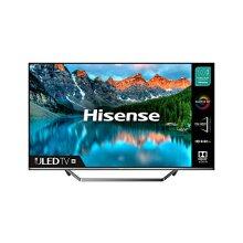HISENSE 50U7QFTUK Quantum Series 50-inch 4K UHD HDR Smart TV with Freeview play, and Alexa Built-in (2020 series) - Refurbished