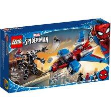 Lego 76150 Lego Super Heroes Spiderman Jet Construction Playset