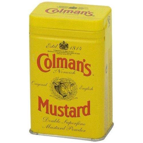 Colmans, Mustard Dry, 2 OZ (Pack of 3)