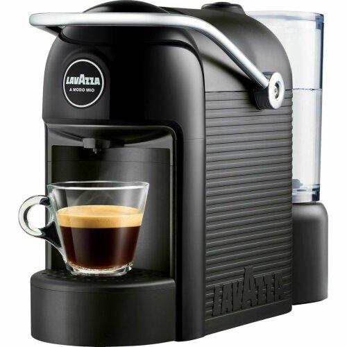 Lavazza 18000402 Jolie Pod Coffee Machine, 1250 W, Black