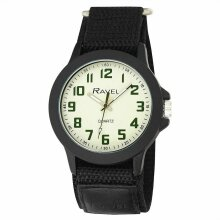Gents Easy Read Watch Model R1601.65.31 With Quick Release Strap By Ravel