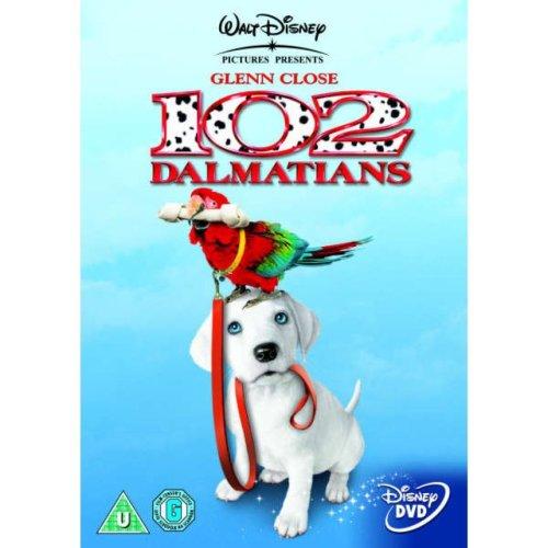 102 Dalmatians DVD [2001]