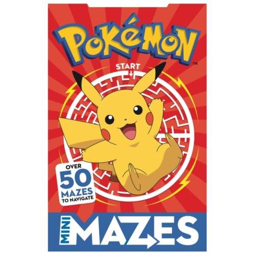 Pokemon Mini Mazes by Egmont Publishing UK