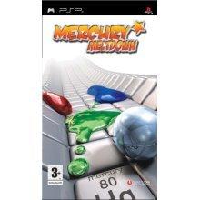 Mercury Meltdown (PSP) - Used