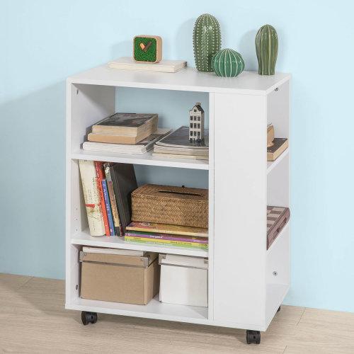 3 Tiers Storage Shelf Bookcase