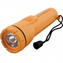 BCB MM305 FFLAM SOLAS Approved Rubberised Lifeboat Signalling Torch