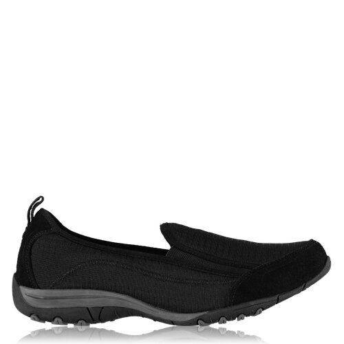 Kangol Womens Brenda Ballet Pumps Flat Shoes Casual Slip On Padded Ankle Collar