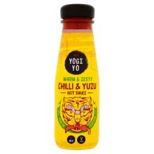Yogiyo Chilli & Yuzu Korean Hot Sauce