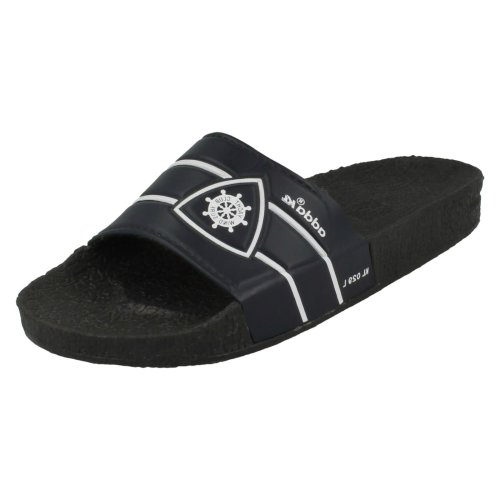 Mens Adda Casual Slip On Flat Mule KL029