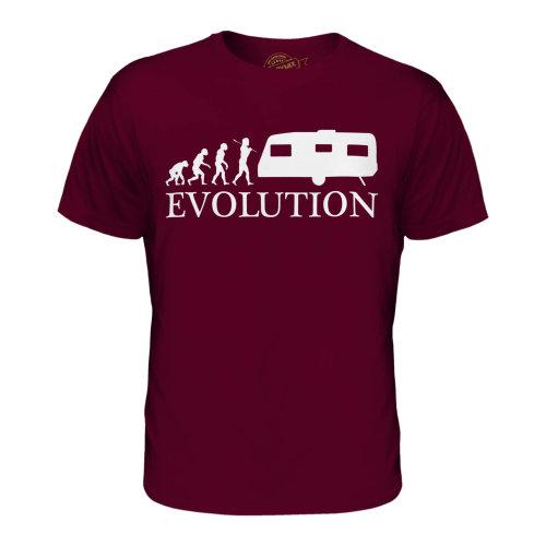 Candymix - Caravan Evolution - Men's T-Shirt Top