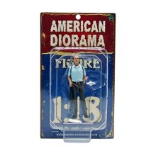 American Diorama Wholesale The Detective 2 Figure For 118 Scale Models