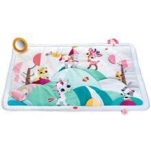 Tiny Love Supermat Kids Crawling Educational Floor Game Play Mat Baby Carpet