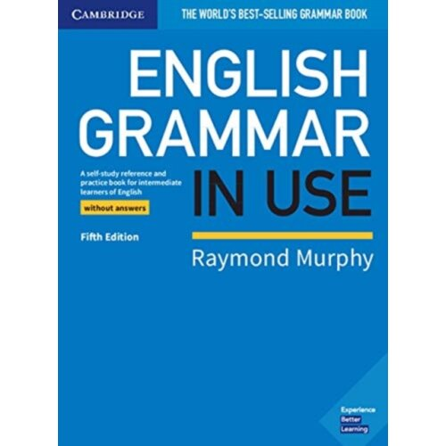 English Grammar in Use Book without Answers by Murphy & Raymond