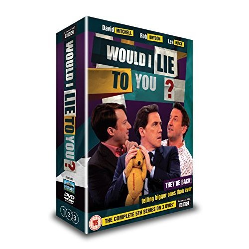 Would I Lie To You Series 5 DVD [2012]
