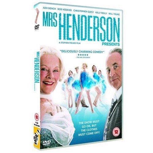 Mrs Henderson Presents DVD [2006]