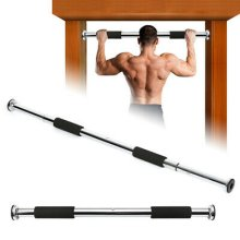 Adjustable Pull-up Bar Gym Exercise Training Chin-up Fitness Door