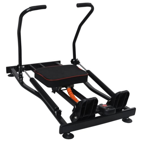 Rowing Machine 4 Level Hydraulic Resistance