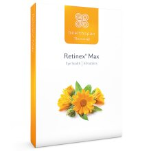 Eye Supplements | Retinex Max | Healthspan | 60 Tablets