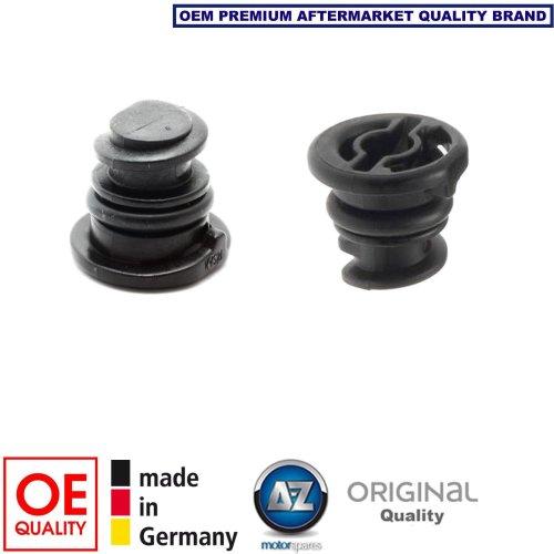 NEW PART ORIGINAL GENUINE VW AUDI SKODA SEAT Engine Oil Sump Plug Bolt /& Washer