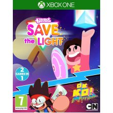 Steven Universe Save The Light And OK K.O.! Lets Play Heroes (XboxOne)