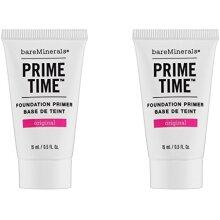 bareMinerals Original Prime Time Foundation Primer 5 oz 2 pack Equals full size by Bare Escentuals