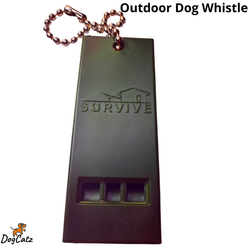 Dog Puppy Whistle, For Camping Hiking, Survival, Safety, Survival, Very Loud