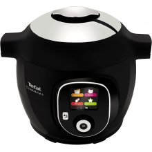 Tefal Cook4Me+ CY851840 Electric Pressure Cooker - 6 Portions/6 Litre
