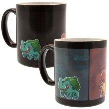 Pokemon Evolve Heat Changing Mug