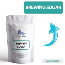 BREWING SUGAR for Beer & Wine Home Brew Kits Dextrose Monohydrate SIZES inc 1KG