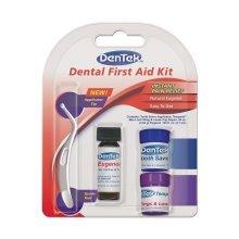 DenTek Dental First Aid Kit   Includes Euganol and Temparin Max
