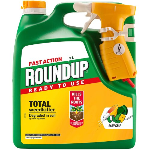 Fast Action Weedkiller 3L Fast Action Ready To USE