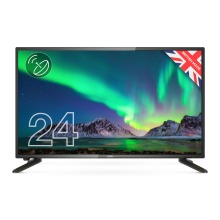 """Cello C2420S 24"""" HD Ready LED TV with Freeview HD"""
